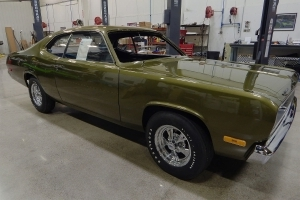 Greetings From the Grave: 1972 Plymouth Duster