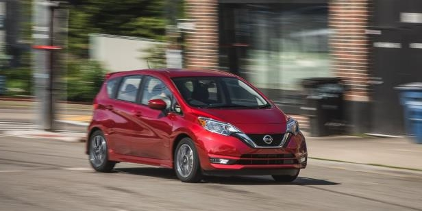 The 2018 Nissan Versa Note Is Merely Affordable Transportation: Besides Its  Low Price, The
