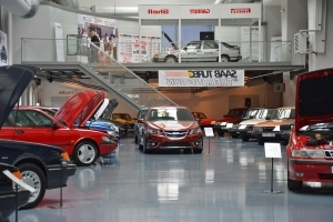 The monsters, one-offs and V8 SUVs hidden in the Saab museum