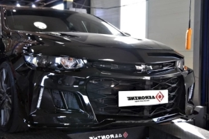 This Body Kit Can Make Your Chevy Malibu Look Like a Camaro ZL1