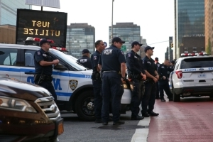 First shooting-free weekend in NYC for decades