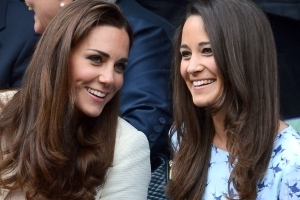 Kate Middleton Had the Sweetest Reaction to Pippa's New Baby