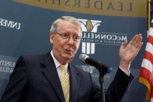 Mitch McConnell Calls to Cut Social Security, Medicare