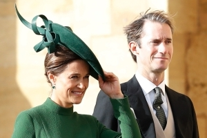 Pippa Middleton and James Matthews welcome first child together - find out gender