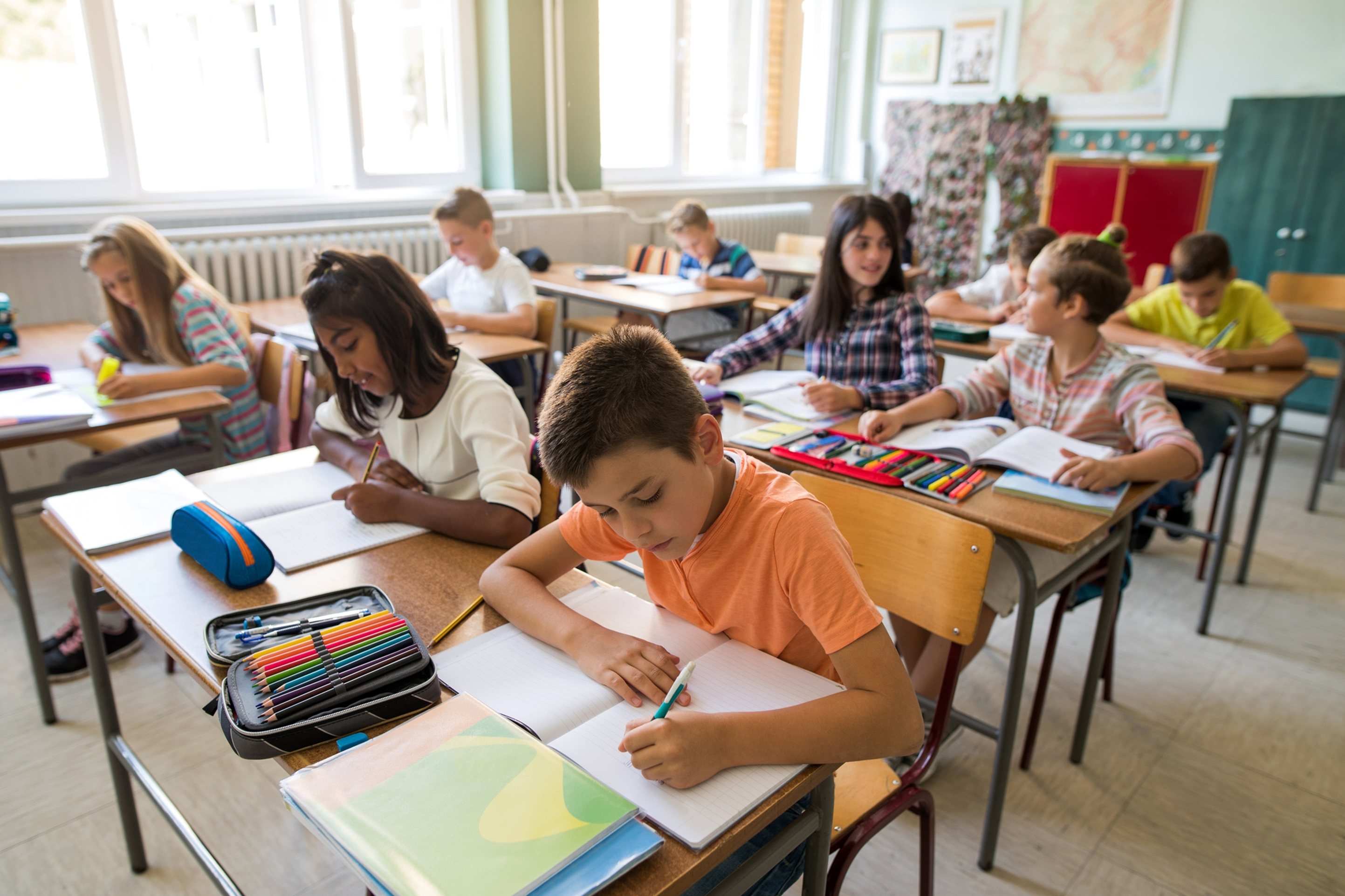 Adhd Diagnoses Why Youngest Kids In >> Health Fit The Youngest Children In Class More Likely To Be