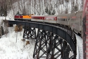 Travel: High-speed trains in America? Virgin Trains USA on