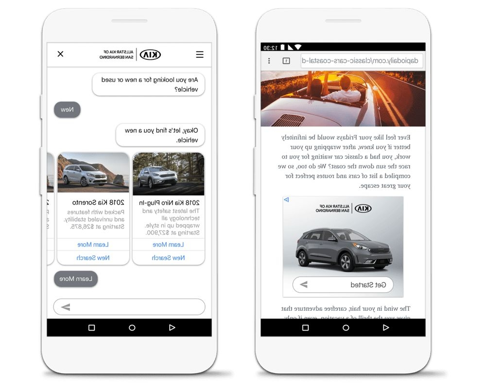 Adlingo tech & science : google-backed startup's chat bots turn ads