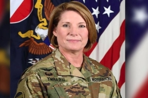 Laura J. Richardson is first woman to lead the largest command in the US Army