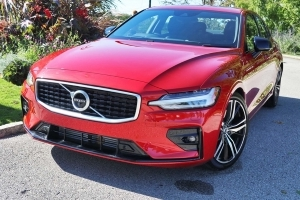 Preview: 2019 Volvo S60