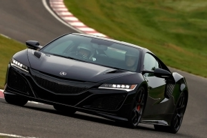First Drive: 2019 Acura NSX