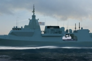 Lockheed Martin selected as preferred designer for Canada's next generation of warships