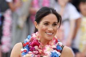 Meghan Markle Says Pregnancy Feels 'Like Jet Lag' and Reveals She Got Up at 4:30am to Do Yoga