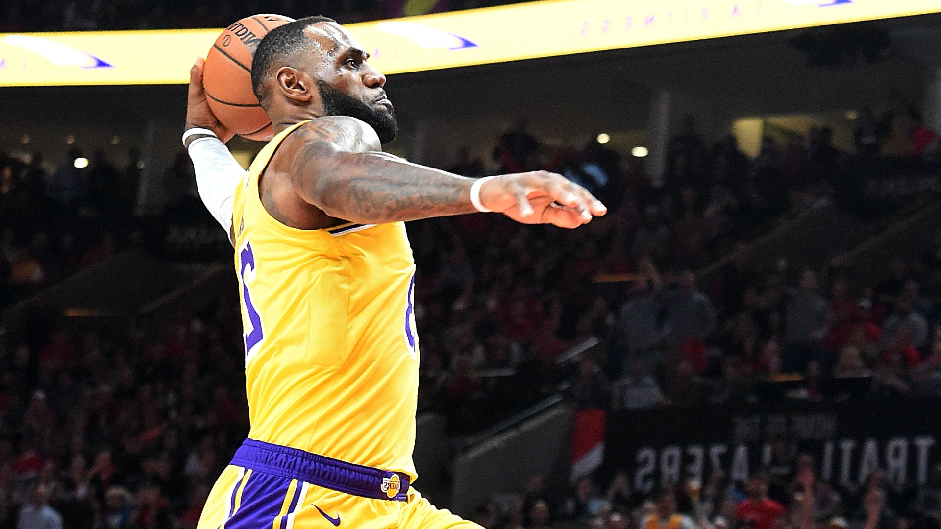 Sport  Twitterverse hits overdrive in LeBron James  Lakers debut ... 677fb07f0