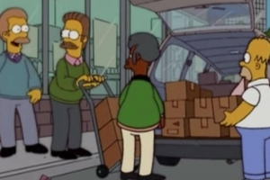 Canada legalised marijuana. The Simpsons predicted it 13 years ago