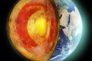 Revealed by earthquakes, Earth's inner core may be softer than previously thought