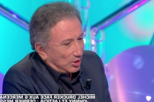 Michel Drucker ne s'exprimera jamais sur l'héritage de Johnny Hallyday (VIDEO)