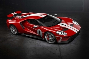 An EcoBoost-Powered Ford GT40 Is Coming to SEMA