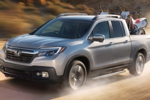 Honda to bring mystery off-road truck to SEMA — trail-ready Ridgeline?