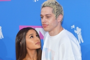 Pete Davidson thinks he and Ariana Grande could reconcile