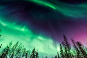 Enjoy the Northern Lights from a Privately Chartered Airplane