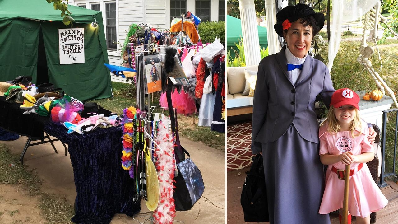 805887ed31d3 Oklahoma Family Gives Free Halloween Costumes to Children Who Can't Afford  Them