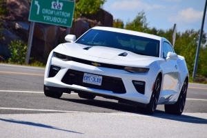 Test Drive: 2018 Chevrolet Camaro SS