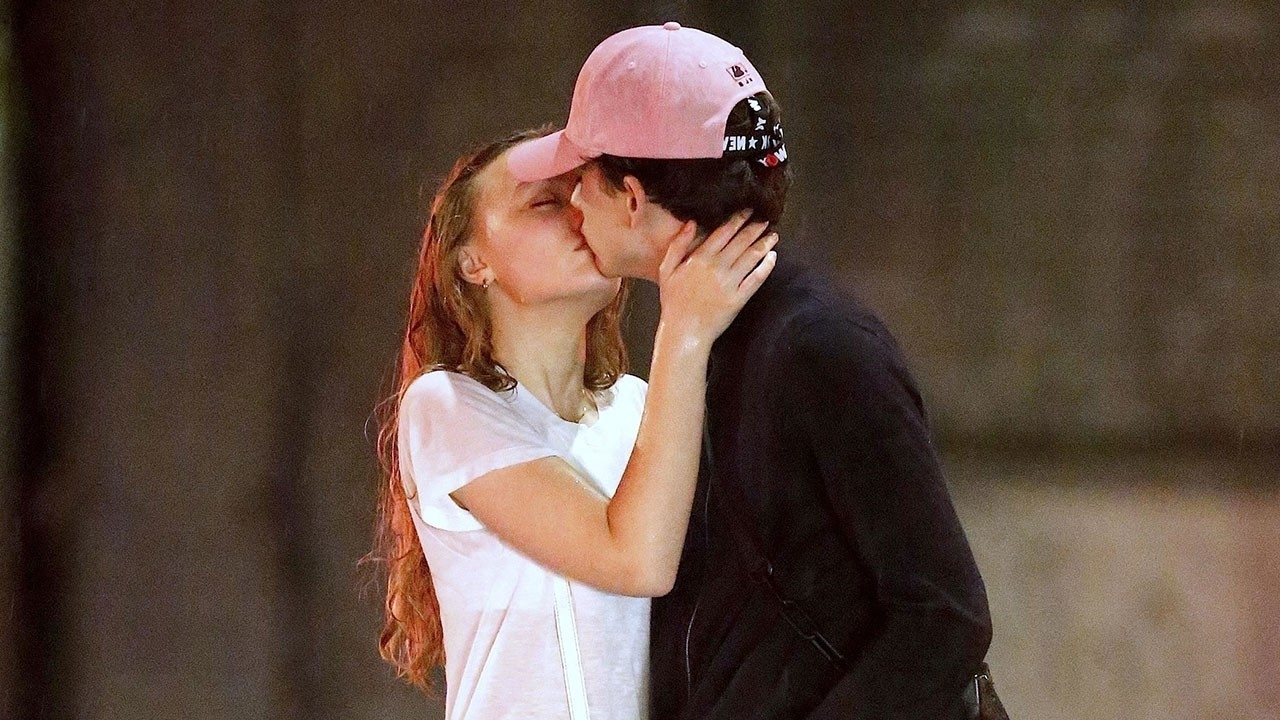 Entertainment: Timothee Chalamet and Lily-Rose Depp Confirm