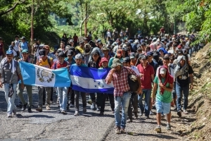 Caravan of exaggeration: Trump makes dubious claims about Central American migrants