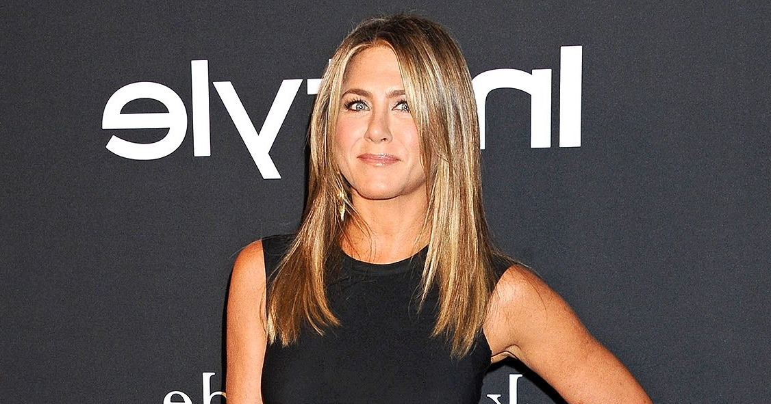 Entertainment Jennifer Aniston Reveals She Couldnt Style The