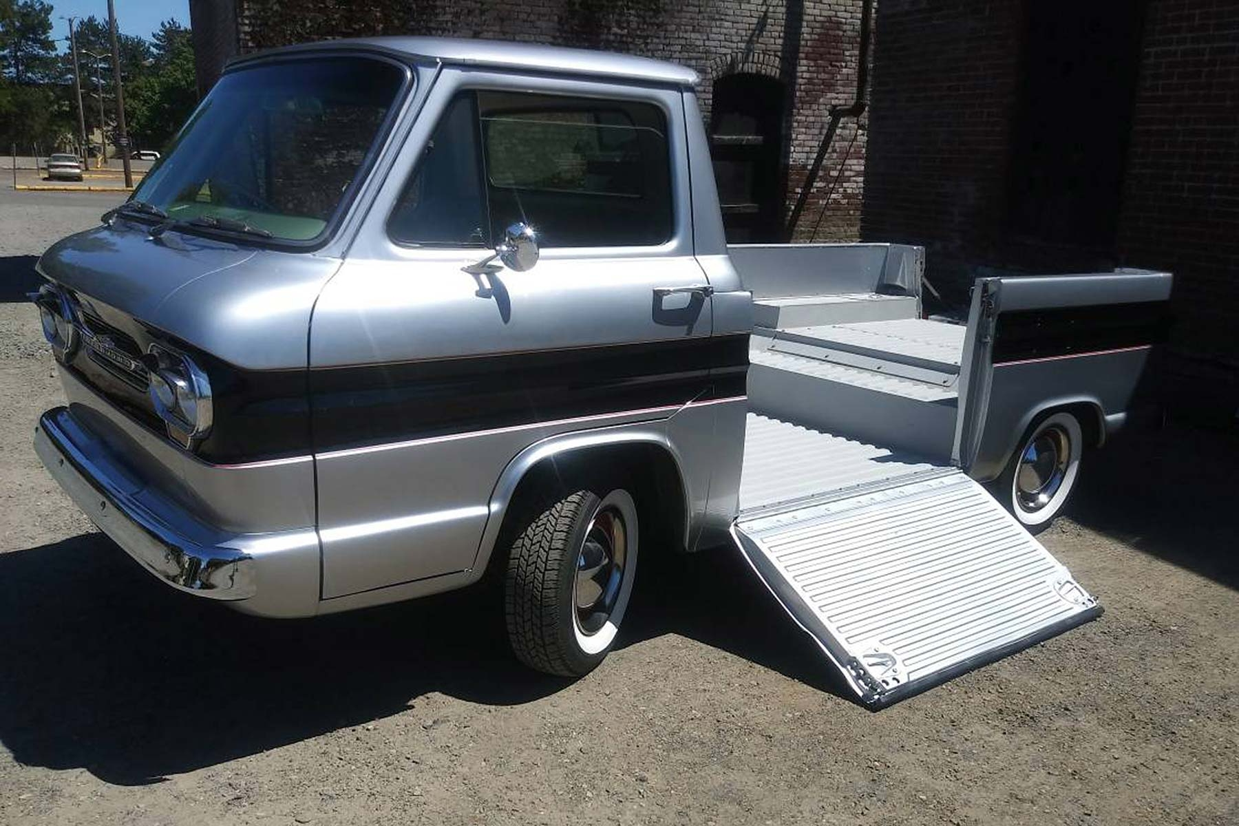 Enthusiasts: Would you buy this Chevrolet Corvair Rampside? We would