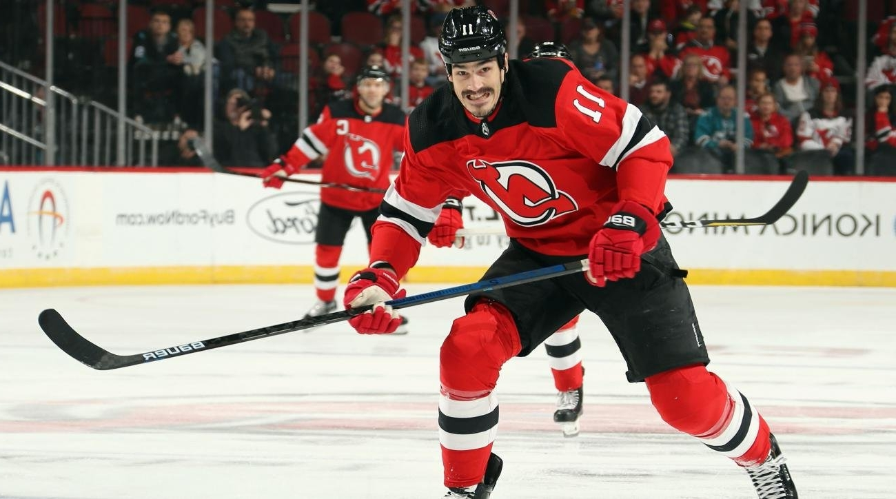 premium selection dd4bc 6a7e4 Sport: Devils Center Brian Boyle's Cancer Is in Remission ...