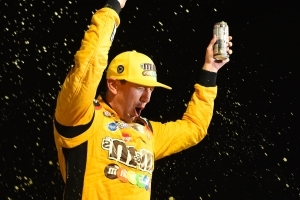 Kyle Busch ready to kick off his