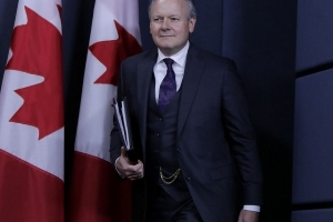 Poloz endorses North American exceptionalism during global tumult