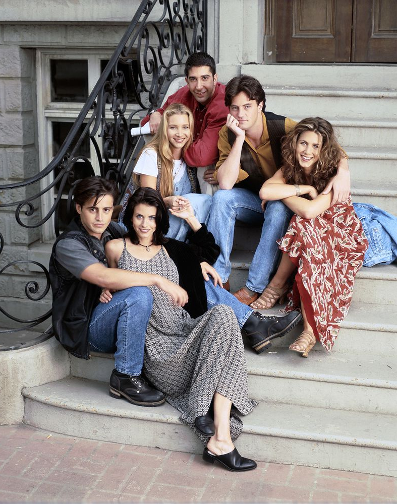 Entertainment: The Friends Cast Thought the Joey-Rachel