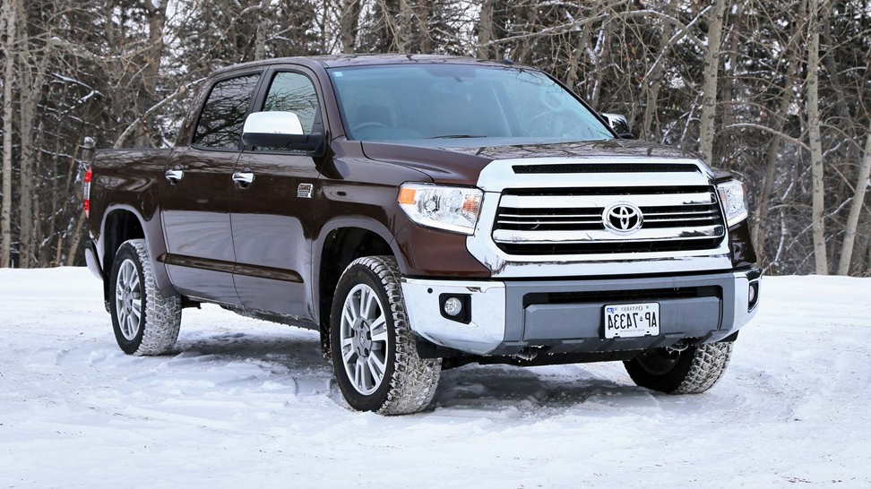 Research: Used Vehicle Review: Toyota Tundra, 2014-2018 - PressFrom