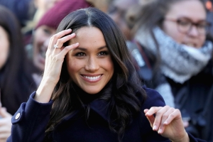 A company says Meghan Markle created up to 30 new jobs just by wearing a pair of jeans — and it proves the 'Markle Effect' is real