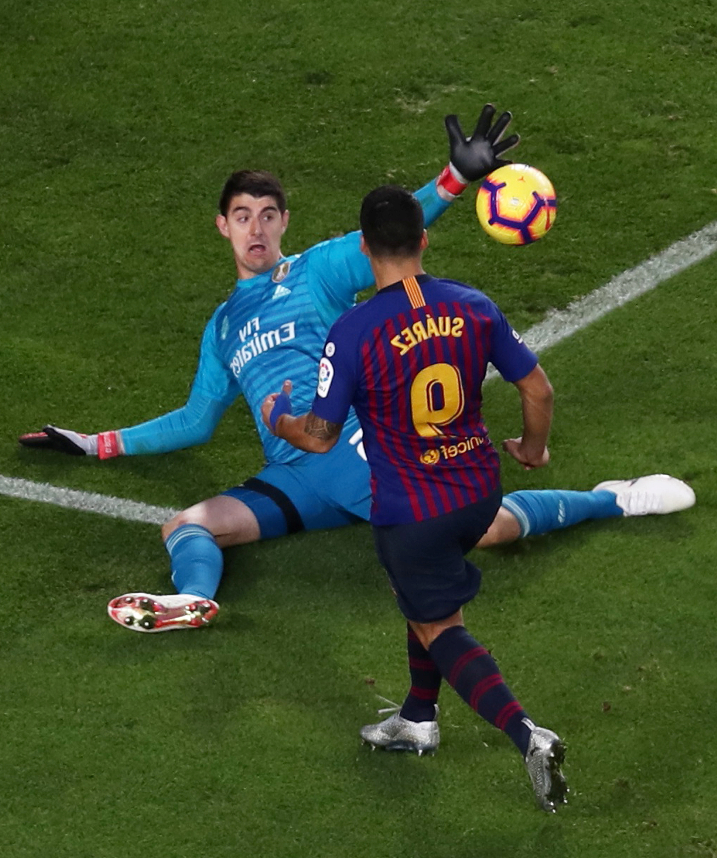 Apoel Vs Barcelona Score Grades And Reaction From: Sport: Ratings, Reaction As Suarez Sparks Barca To Clasico