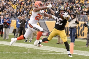 The Steelers are in first place with James Conner. What happens if Le'Veon Bell returns?