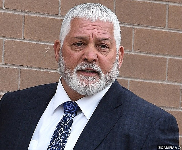 Australia: Underworld figure Mick Gatto's son Justin, 34, is