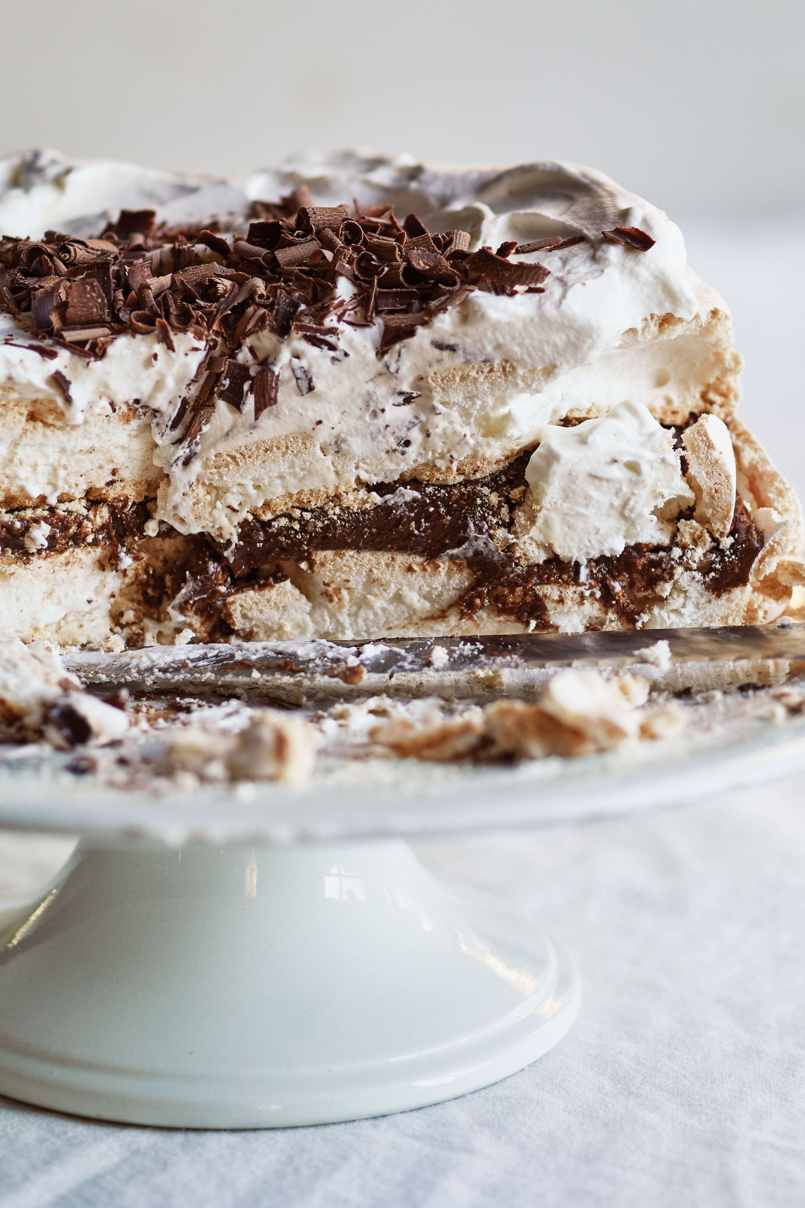 Food: Ina Garten's Chocolate Pecan Meringue Torte Recipe