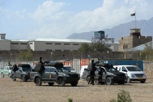Seven killed in suicide attack near Kabul prison