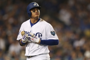 Manny Machado Pretty Much Just Bid the Dodgers Farewell in Instagram Post