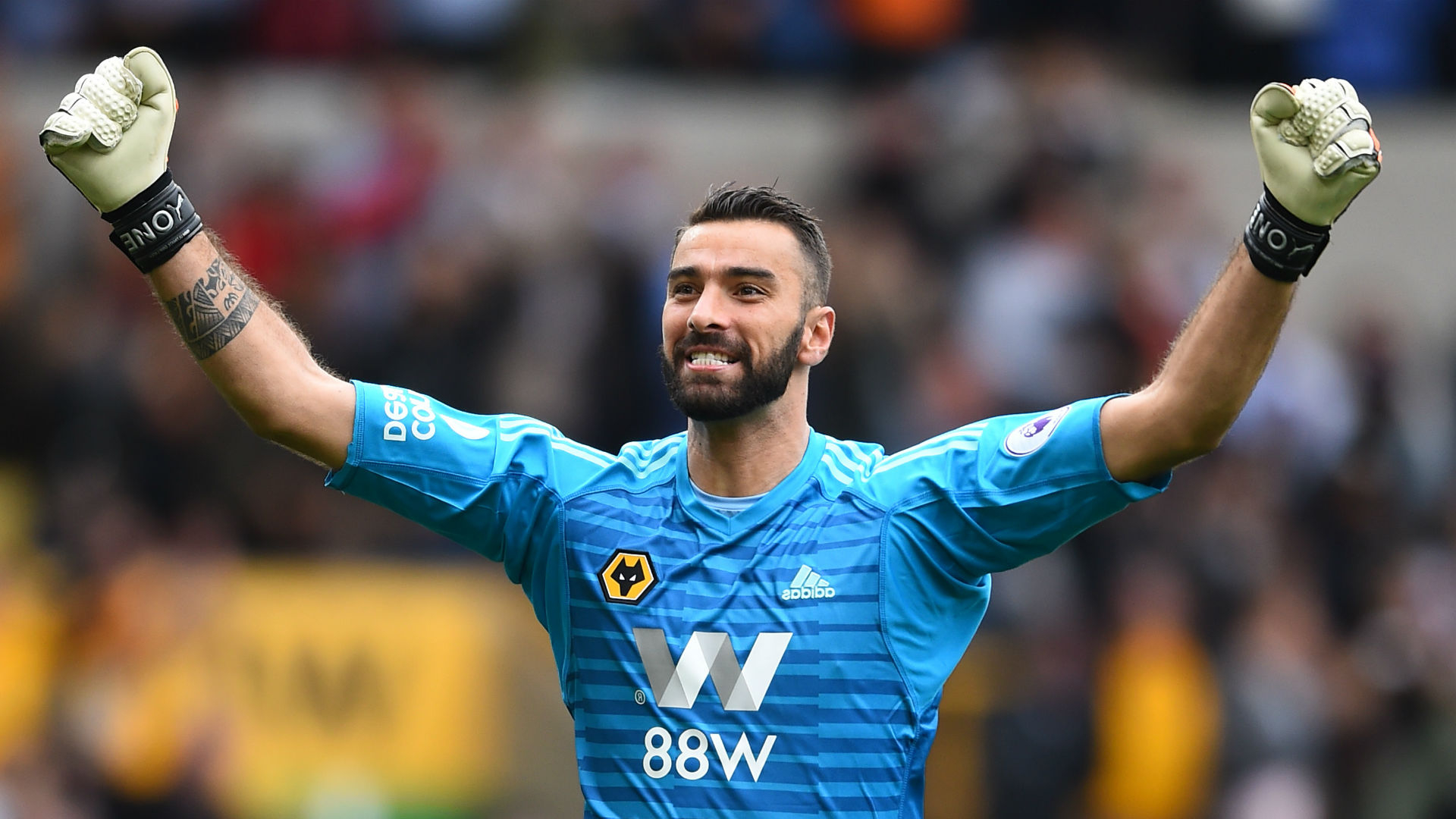 7feff6c1343 Sport  Wolves agree €18m Rui Patricio fee with Sporting - PressFrom ...