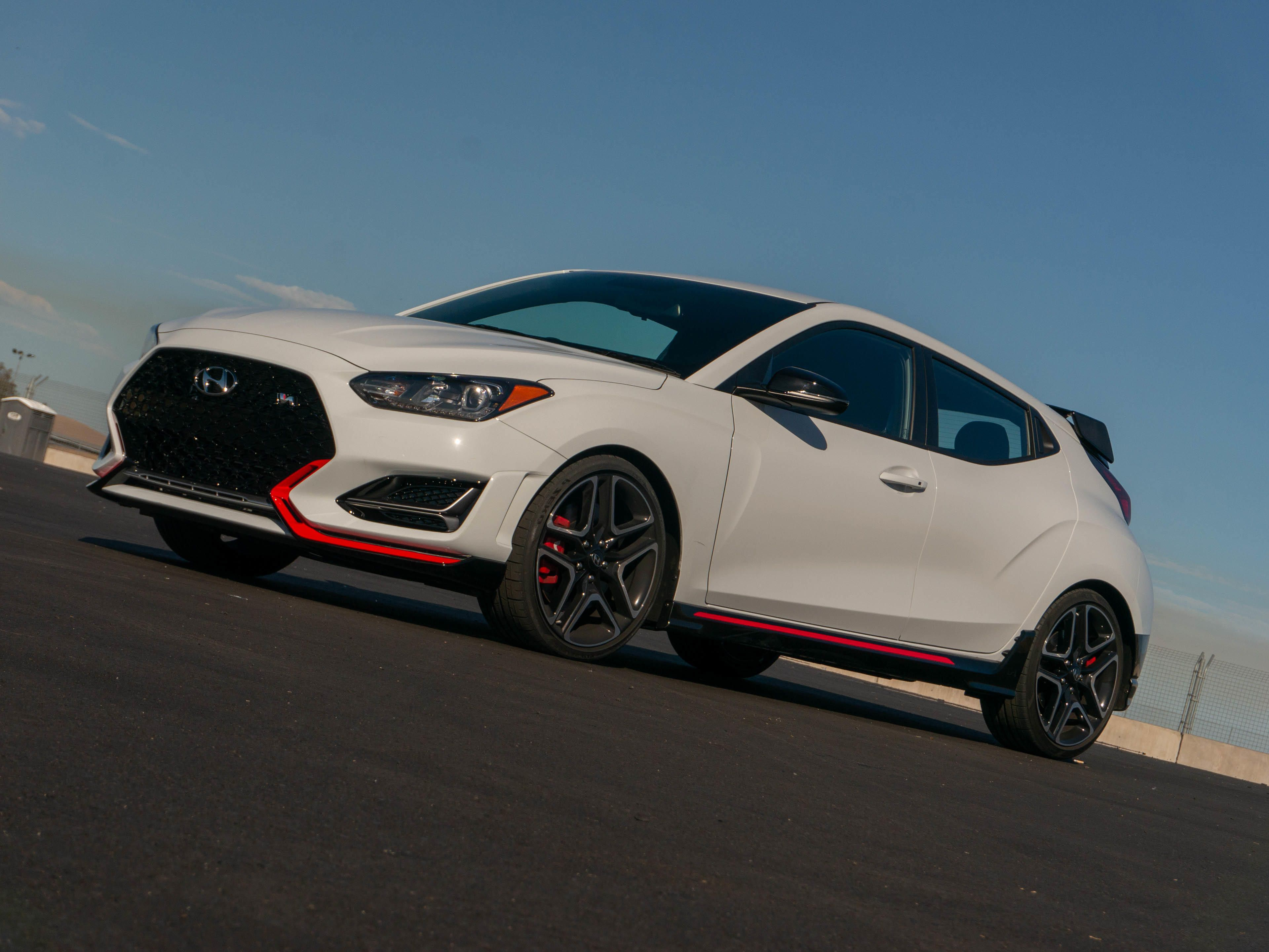 Auto Shows: 2019 Hyundai Veloster N second drive review