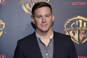 Channing Tatum Brought Daughter Everly to a Jessie J Concert