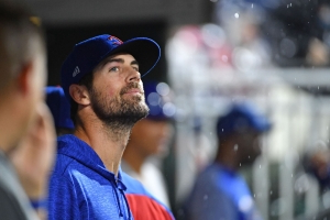 Cubs reportedly want to bring Cole Hamels back