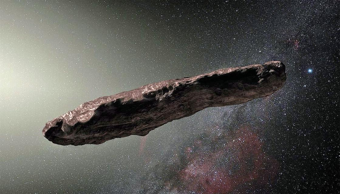 'Oumuamua might have been a space-yacht - scientists