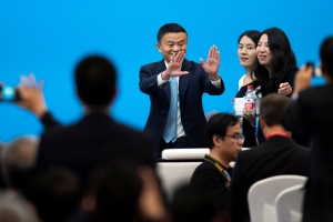 Alibaba's Ma calls U.S.-China trade war 'most stupid thing in this world'