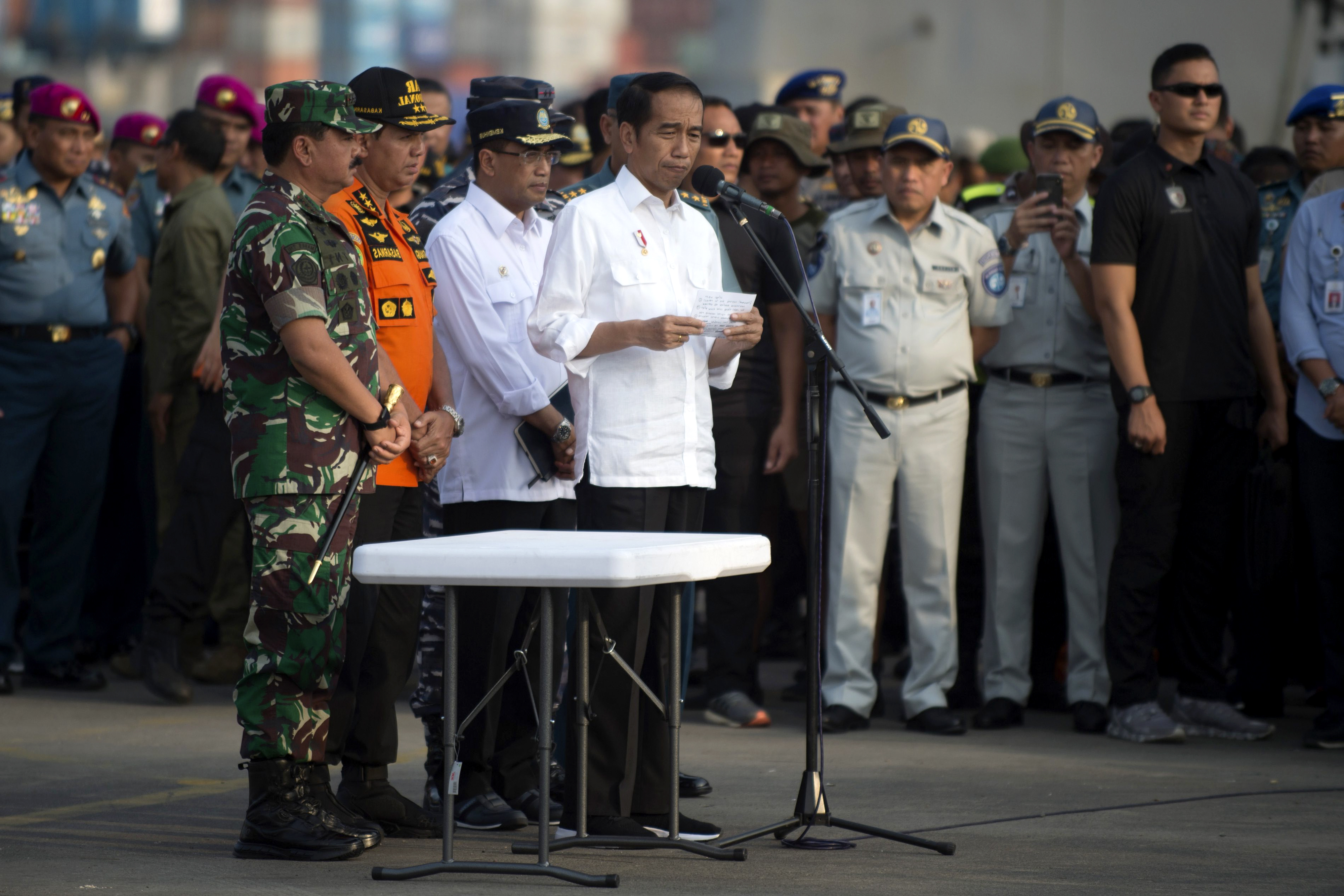 ac5e2872cb750 Offbeat: Crashed Jet's Elusive Audio May Hold Key to Indonesian ...