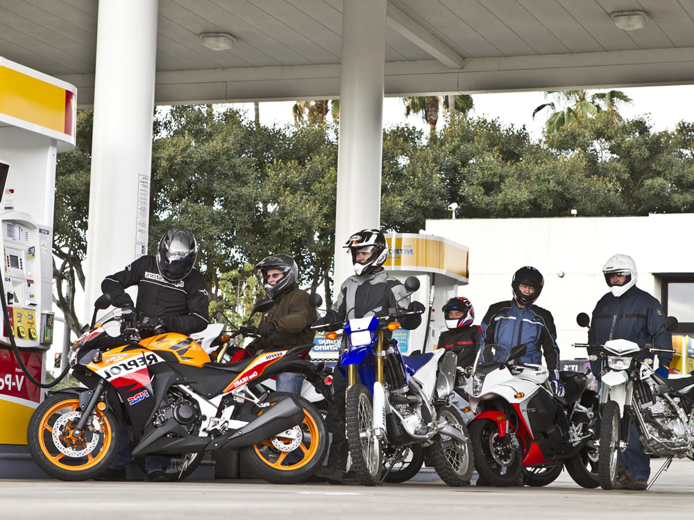 Motorcycles: How to Calculate MPG for Your Motorcycle - PressFrom - US